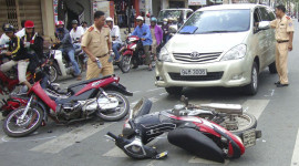 Mỗi ngày tết, 20 người Việt chết vì TNGT
