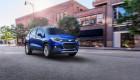 Diện mạo tươi mới của Chevrolet Trax 2017