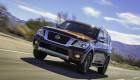 Nissan Armada 2017 trình làng, công suất 390 mã lực