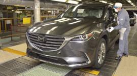 Mazda CX-9 2017 đi vào sản xuất, sớm đến tay khách hàng