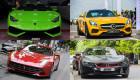 Năm 2015, đại gia Việt chi 10 ngàn tỷ mua siêu xe