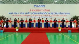 Trường Hải mở nhà máy Xe chuyên dụng hạng nặng
