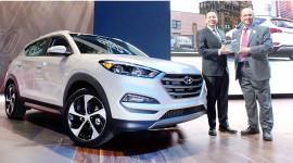 Hyundai Tucson: xe Compact SUV giá trị nhất