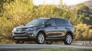 Toyota triệu hồi 2,87 triệu xe SUV do lỗi dây an toàn