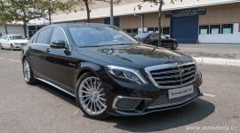 Mercedes-AMG S 65: Tham vọng của Mercedes