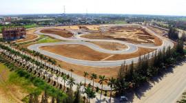 Trường đua chuyên nghiệp đầu tiên tại Việt Nam sắp đi vào hoạt động