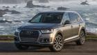 Audi Q7 2017 đạt tiêu chuẩn an toàn cao