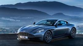 Siêu xe Aston Martin DB11 chính thức lộ diện