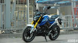 Yamaha MT-15 đầu tiên về Hà Nội, giá hơn 100 triệu đồng