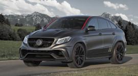 Mercedes GLE63 AMG Coupe độ công suất 828 mã lực