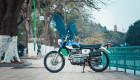 Ngắm vẻ đẹp hoài cổ của Honda CL350 Scrambler tại Hà Nội
