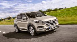 Hyundai Tucson có thêm lựa chọn động cơ
