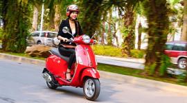 """Những """"thói xấu"""" của phụ nữ khi đi xe máy"""