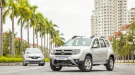 Lái thử xe nhận quà cùng Renault Việt Nam
