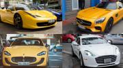 """Điểm mặt những """"bóng hồng"""" sở hữu siêu xe tại Việt Nam"""