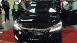 Honda Accord 2016 đã về Việt Nam