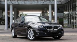 BMW 520i phiên bản đặc biệt giá hơn 2 tỷ đồng tại Việt Nam