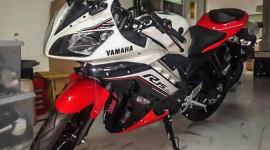 Rò rỉ hình ảnh Yamaha YZF-R15 phiên bản 2016
