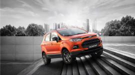 Ford EcoSport Black Edition 2016 trình làng