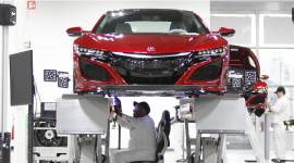 Siêu xe Acura NSX 2017 sẽ đi vào sản xuất từ tháng 4
