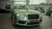 Chi tiết Bentley Continental GT V8 màu độc giá 11,2 tỷ tại Việt Nam