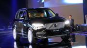 Volvo XC90 2016 sắp về Việt Nam có giá từ 140.000 USD tại ĐNÁ