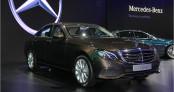 Mercedes E-Class 2016 chào thị trường ĐNÁ giá từ 114.260 USD