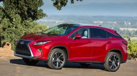 Lexus RX 7 chỗ sẽ ra mắt vào cuối năm 2017
