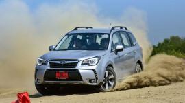 Subaru Forester và hành trình lái thử xe trên đất Thái