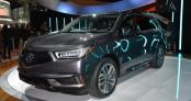 Acura MDX 2017 ra mắt người tiêu dùng Mỹ
