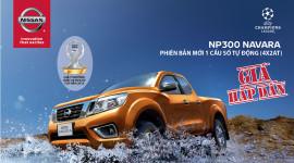 Nissan NP300 Navara phiên bản mới sắp ra mắt thị trường Việt