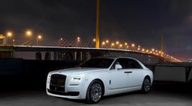 """Rolls-Royce Ghost EWB KoChaMongKol """"độc nhất vô nhị"""""""