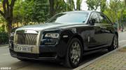 """""""Chạm mặt"""" Rolls-Royce Ghost Series II chính hãng trên phố Hà Nội"""