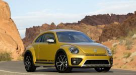 Khách hàng đã có thể đặt mua Volkswagen Beetle Dune