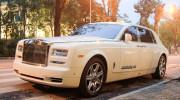 Cận cảnh Rolls-Royce Phantom Series II EWB trắng đầu tiên tại Việt Nam