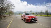 """Đánh giá Lexus GS 350 2016 – Thể thao và """"sang chảnh"""""""