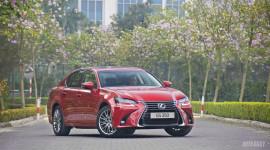 Tìm hiểu về ngôn ngữ thiết kế L-Finesse trên Lexus GS 350 2016