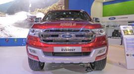 Ford Everest được sản xuất tại Nam Phi