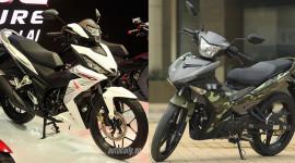 So sánh trực quan Honda Winner 150 và Yamaha Exciter 150