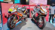 Toàn cảnh gian hàng Piaggio tại Vietnam Motorcycle Show 2016