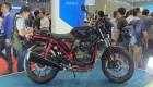 Ngắm xe côn tay Wolf SB 300 CR ABS của SYM tại Việt Nam