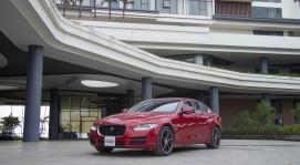 Jaguar XE - Sự xuất hiện đầy thách thức