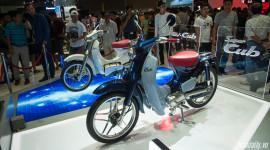 Những công nghệ nổi bật của Honda tại Triển lãm xe máy Việt