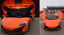 Siêu xe McLaren 650S Spider thứ 2 về Việt Nam