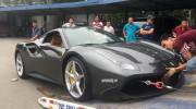 Siêu ngựa Ferrari 488 GTB đầu tiên về Hà Nội
