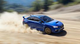 Subaru WRX 2017 thêm trang bị an toàn, giá từ 26.695 USD