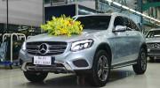 Chiều nay, Mercedes-Benz GLC chính thức ra mắt thị trường Việt