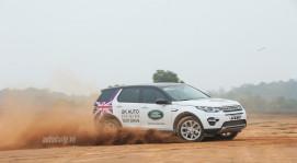 Đánh giá SUV hạng sang Land Rover Discovery Sport