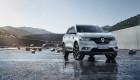 Renault Koleos thế hệ mới chuẩn bị trình làng