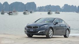 Vì sao Peugeot 508 hấp dẫn khách hàng Việt?